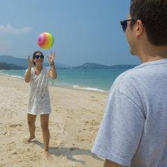 Отель Cassia Phuket пляж