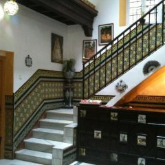 Отель Hostal Atenas интерьер отеля