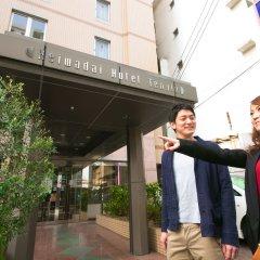Отель Heiwadai Hotel Tenjin Япония, Фукуока - отзывы, цены и фото номеров - забронировать отель Heiwadai Hotel Tenjin онлайн помещение для мероприятий