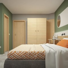 Hotel Aktinia Солнечный берег сейф в номере