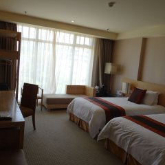 Отель Paradise Xiamen Hotel Китай, Сямынь - отзывы, цены и фото номеров - забронировать отель Paradise Xiamen Hotel онлайн комната для гостей фото 2