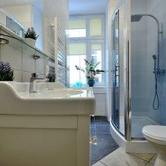 Отель Victus Apartamenty - Adams Сопот ванная фото 2