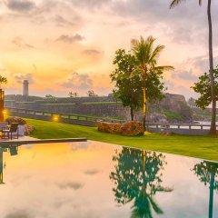 Отель Le Grand Galle by Asia Leisure Шри-Ланка, Галле - отзывы, цены и фото номеров - забронировать отель Le Grand Galle by Asia Leisure онлайн бассейн фото 3