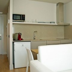 Отель Aparthotel Arrels d'Empordà в номере фото 2