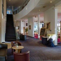Отель H&S Belmondo Leipzig Airport интерьер отеля фото 2