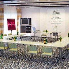 Отель Mercure Salzburg City Австрия, Зальцбург - 1 отзыв об отеле, цены и фото номеров - забронировать отель Mercure Salzburg City онлайн помещение для мероприятий фото 2