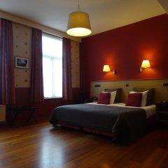 Отель Malleberg Бельгия, Брюгге - отзывы, цены и фото номеров - забронировать отель Malleberg онлайн комната для гостей фото 5