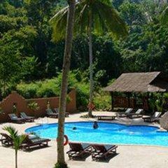 Отель Phi Phi Bayview Premier Resort Таиланд, Ранти-Бэй - 3 отзыва об отеле, цены и фото номеров - забронировать отель Phi Phi Bayview Premier Resort онлайн бассейн фото 3