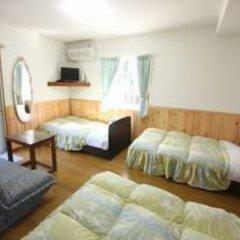 Отель Pension Bell Bird Минамиогуни комната для гостей