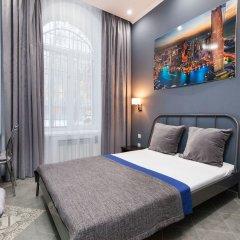 Мини-Отель Брусника Полежаевская комната для гостей фото 3