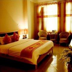 Отель Saigon Pearl Hoang Quoc Viet Ханой комната для гостей фото 3