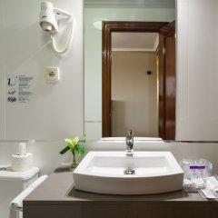 Отель Château La Roca ванная