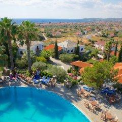 Отель Geranion Village бассейн фото 3