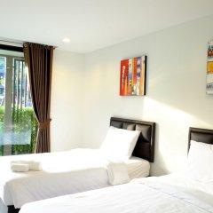 Отель The Pixel Cape Panwa Beach Таиланд, Пхукет - отзывы, цены и фото номеров - забронировать отель The Pixel Cape Panwa Beach онлайн комната для гостей фото 4