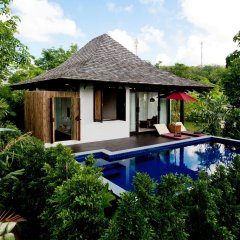 Отель The Vijitt Resort Phuket 5* Вилла Делюкс разные типы кроватей фото 9