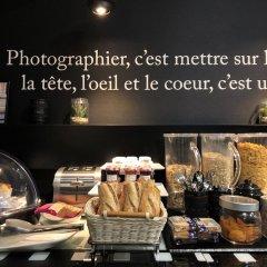 Отель Hôtel Déclic питание фото 3