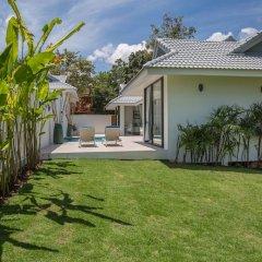 Отель Sam-kah Villa Jade Таиланд, Самуи - отзывы, цены и фото номеров - забронировать отель Sam-kah Villa Jade онлайн