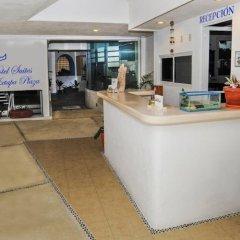 Hotel Suites Ixtapa Plaza интерьер отеля фото 3