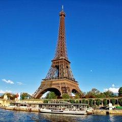 Отель Kleber Champs-Élysées Tour-Eiffel Paris Франция, Париж - 1 отзыв об отеле, цены и фото номеров - забронировать отель Kleber Champs-Élysées Tour-Eiffel Paris онлайн приотельная территория фото 2