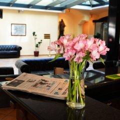 Hotel Roma Prague интерьер отеля