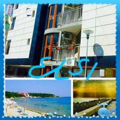 Отель Elsi Sea House Болгария, Несебр - отзывы, цены и фото номеров - забронировать отель Elsi Sea House онлайн бассейн