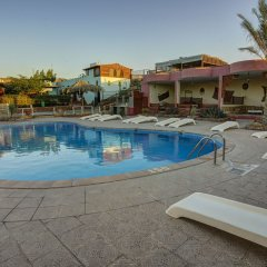 Отель Bedouin Moon Village бассейн