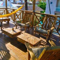 Отель Ecoarthostal Доминикана, Пунта Кана - отзывы, цены и фото номеров - забронировать отель Ecoarthostal онлайн балкон