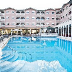 Pashas Princess Hotel - All Inclusive - Adult Only бассейн фото 2