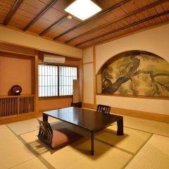 Отель Ryokan Kiraku Беппу комната для гостей фото 4