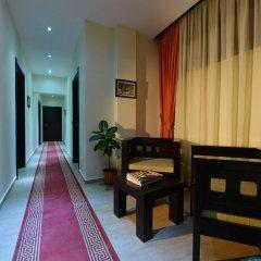 City Hotel Tirana сейф в номере