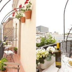 Апартаменты Happy Apartments Barcelona балкон фото 3