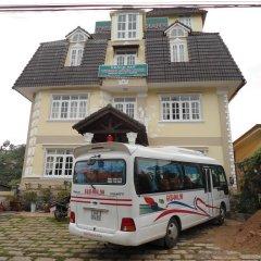 Green Valley Hotel Далат городской автобус