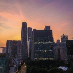 Отель Park Regis Singapore пляж