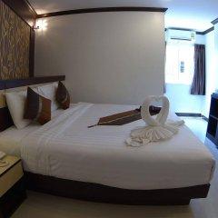 Patong Mansion Hotel комната для гостей фото 3