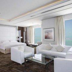 Отель Hilton Dubai The Walk 4* Президентский люкс с различными типами кроватей фото 3