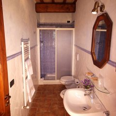 Отель il cardino Италия, Сан-Джиминьяно - отзывы, цены и фото номеров - забронировать отель il cardino онлайн ванная фото 2