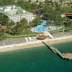 Mirada Del Mar Hotel Турция, Кемер - 1 отзыв об отеле, цены и фото номеров - забронировать отель Mirada Del Mar Hotel - All Inclusive онлайн пляж