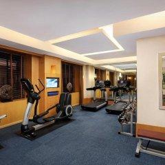 Отель Park Plaza Beijing Wangfujing Китай, Пекин - отзывы, цены и фото номеров - забронировать отель Park Plaza Beijing Wangfujing онлайн фитнесс-зал