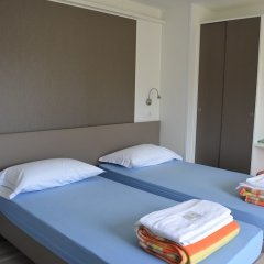 Отель Camping Village Roma комната для гостей фото 2