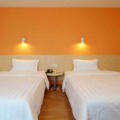 Отель 7 Days Inn Guangzhou Huadu Jianshebei Road Branch комната для гостей фото 3