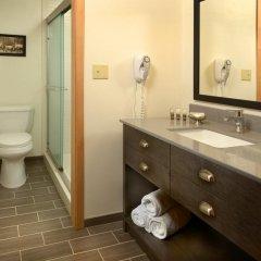 Отель Lake Quinault Lodge Куинолт ванная