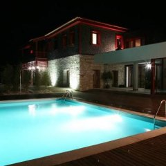 Отель Quinta Dos Padres Santos, Agroturismo & Spa Байао бассейн