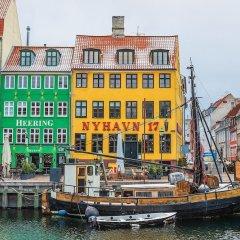 Отель Heart of Copenhagen - Luxury Копенгаген приотельная территория
