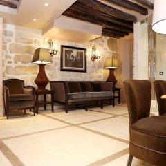 Отель Hôtel Monsieur Saintonge интерьер отеля