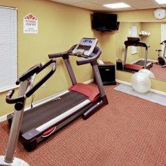 Отель Hawthorn Suites Columbus North Колумбус фитнесс-зал фото 2