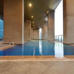 Отель VacationBAY-DIFC-Liberty House Дубай бассейн