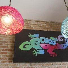 Отель Gecko Republic Jungle Hostel Таиланд, Остров Тау - отзывы, цены и фото номеров - забронировать отель Gecko Republic Jungle Hostel онлайн интерьер отеля