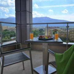 Suite Hotel Sofia балкон фото 2