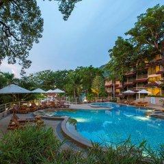 Отель Chanalai Flora Resort, Kata Beach бассейн фото 2