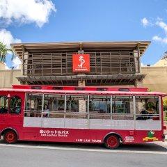Отель Guam Plaza Resort & Spa Гуам, Тамунинг - отзывы, цены и фото номеров - забронировать отель Guam Plaza Resort & Spa онлайн городской автобус
